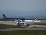 PW4090さんが、関西国際空港で撮影したフィンエアー A350-941XWBの航空フォト(写真)