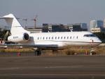 Mame @ TYOさんが、羽田空港で撮影したアメリカ企業所有 BD-700-1A11 Global 5000の航空フォト(写真)
