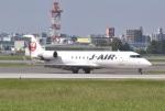 K.787.Nさんが、福岡空港で撮影したジェイ・エア CL-600-2B19 Regional Jet CRJ-200ERの航空フォト(写真)