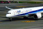 まいけるさんが、スワンナプーム国際空港で撮影した全日空 787-9の航空フォト(写真)
