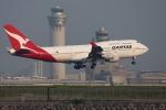 多摩川崎2Kさんが、羽田空港で撮影したカンタス航空 747-438の航空フォト(写真)