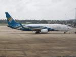 NIKEさんが、バンダラナイケ国際空港で撮影したオマーン航空 737-81Mの航空フォト(写真)
