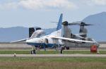 こびとさんさんが、岩国空港で撮影した航空自衛隊 T-4の航空フォト(写真)