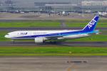 PASSENGERさんが、羽田空港で撮影した全日空 777-281の航空フォト(写真)