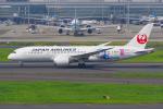PASSENGERさんが、羽田空港で撮影した日本航空 787-8 Dreamlinerの航空フォト(写真)