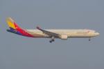 PASSENGERさんが、羽田空港で撮影したアシアナ航空 A330-323Xの航空フォト(写真)