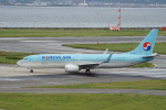 神宮寺ももさんが、関西国際空港で撮影した大韓航空 737-8LHの航空フォト(写真)