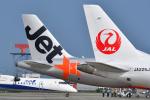 Nikon787さんが、松山空港で撮影したジェイ・エア ERJ-170-100 (ERJ-170STD)の航空フォト(写真)