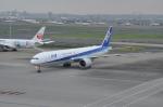 hareotokoさんが、羽田空港で撮影した全日空 777-381/ERの航空フォト(写真)