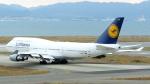 誘喜さんが、関西国際空港で撮影したルフトハンザドイツ航空 747-430の航空フォト(写真)