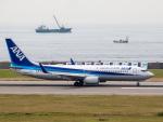 Mame @ TYOさんが、神戸空港で撮影した全日空 737-881の航空フォト(写真)