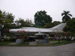 ceskykrumlovさんが、ベトナム軍事歴史博物館で撮影した北ベトナム空軍 MiG-21PFの航空フォト(写真)