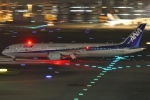Wings Flapさんが、羽田空港で撮影した全日空 787-9の航空フォト(写真)