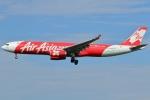 Wings Flapさんが、成田国際空港で撮影したインドネシア・エアアジア・エックス A330-343Xの航空フォト(写真)