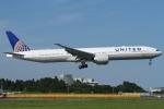 Wings Flapさんが、成田国際空港で撮影したユナイテッド航空 777-322/ERの航空フォト(写真)