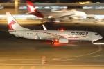 Wings Flapさんが、成田国際空港で撮影したニューギニア航空 737-86Qの航空フォト(写真)