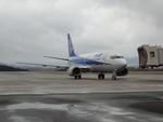ナナオさんが、石見空港で撮影したANAウイングス 737-5L9の航空フォト(写真)