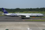 Wings Flapさんが、成田国際空港で撮影したKLMオランダ航空 777-306/ERの航空フォト(写真)