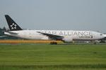 Wings Flapさんが、成田国際空港で撮影したユナイテッド航空 777-224/ERの航空フォト(写真)