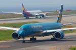 suu451さんが、関西国際空港で撮影したベトナム航空 A350-941XWBの航空フォト(写真)