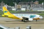 masa707さんが、福岡空港で撮影したセブパシフィック航空 A319-111の航空フォト(写真)