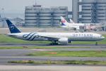 Tomo-Papaさんが、羽田空港で撮影したガルーダ・インドネシア航空 777-3U3/ERの航空フォト(写真)
