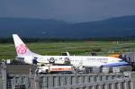 xiel0525さんが、熊本空港で撮影したチャイナエアライン 737-8FHの航空フォト(写真)