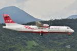 タヌキさんが、台北松山空港で撮影した遠東航空 ATR-72-600の航空フォト(写真)
