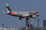 多楽さんが、成田国際空港で撮影したジェットスター・ジャパン A320-232の航空フォト(写真)