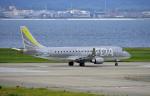 kix-boobyさんが、関西国際空港で撮影したフジドリームエアラインズ ERJ-170-200 (ERJ-175STD)の航空フォト(写真)