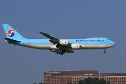 多楽さんが、成田国際空港で撮影した大韓航空 747-8B5F/SCDの航空フォト(写真)