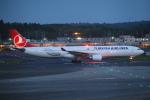 カンクンさんが、成田国際空港で撮影したターキッシュ・エアラインズ A330-303の航空フォト(写真)