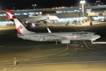 カンクンさんが、成田国際空港で撮影したニューギニア航空 737-86Qの航空フォト(写真)
