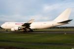 グリスさんが、横田基地で撮影したカリッタ エア 747-4B5F/SCDの航空フォト(写真)