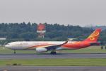 こだしさんが、成田国際空港で撮影した香港航空 A330-343Xの航空フォト(写真)