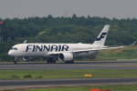こだしさんが、成田国際空港で撮影したフィンエアー A350-941XWBの航空フォト(写真)