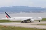 juniors71さんが、関西国際空港で撮影したエールフランス航空 777-328/ERの航空フォト(写真)