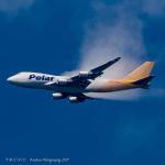 michioさんが、成田国際空港で撮影したポーラーエアカーゴ 747-47UF/SCDの航空フォト(写真)