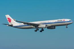 Simeonさんが、羽田空港で撮影した中国国際航空 A330-343Xの航空フォト(写真)