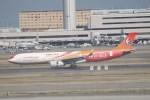 どりーむらいなーさんが、羽田空港で撮影した中国東方航空 A330-343Xの航空フォト(写真)