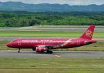 じーく。さんが、新千歳空港で撮影した吉祥航空 A320-214の航空フォト(写真)