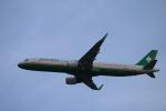 reonさんが、香港国際空港で撮影した立栄航空 A321-211の航空フォト(写真)