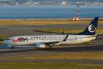 よっしぃさんが、関西国際空港で撮影した山東航空 737-85Nの航空フォト(写真)