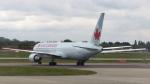 誘喜さんが、ロンドン・ヒースロー空港で撮影したエア・カナダ 767-375/ERの航空フォト(写真)