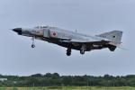 はるかのパパさんが、茨城空港で撮影した航空自衛隊 F-4EJ Kai Phantom IIの航空フォト(写真)