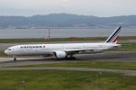 MOHICANさんが、関西国際空港で撮影したエールフランス航空 777-328/ERの航空フォト(写真)