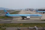 MOHICANさんが、関西国際空港で撮影した大韓航空 777-3B5/ERの航空フォト(写真)