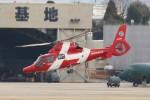 青春の1ページさんが、名古屋飛行場で撮影した浜松市消防航空隊 AS365N3 Dauphin 2の航空フォト(写真)