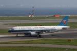 MOHICANさんが、関西国際空港で撮影した中国南方航空 A320-232の航空フォト(写真)