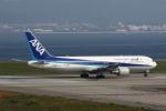 MOHICANさんが、関西国際空港で撮影した全日空 767-381/ERの航空フォト(写真)